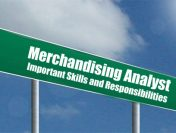 Two Main Responsibilities and Two Skills required in a Retail and Merchandising Expert